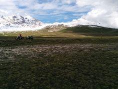 Desolation on the Gransasso mountain