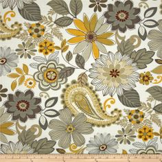 Swavelle Mill Creek Loa Bisque $16.79/y Contents 100% Cotton Fabric Weight Medium/Heavyweight Horizontal Repeat 27.5 Vertical Repeat 24.25 Width 54'' Collection Swavelle Mill Creek Loa