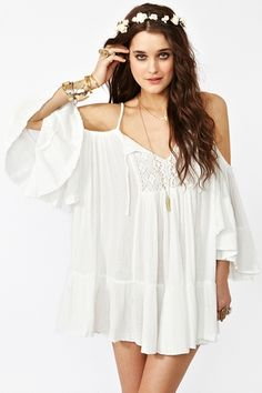 in love with this! so festival flirty!