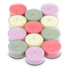 PartyLite Candles, Candle Holders, Home Party, Direct Selling Licht Box, Kuta, Winter Springs, Tea Lights, Candles, Spring 2015, Winter, Tea Light Candles, Pillar Candles