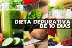 dieta depurativa de 10 días