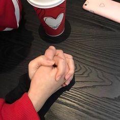 Read 💛 from the story Goals Korean Friends; Love Couple, Gay Couple, Couple Goals, Couple Aesthetic, Red Aesthetic, Korean Friends, Couple Hands, Davekat, Kuroken