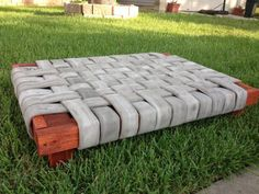 Fireman's Dog Bed | Do It Yourself Home Projects from Ana White. Oh, sweet…