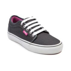Shop for Vans Chukka Low Skate Shoe in Grey Pink at Shi by Journeys. Shop today for the hottest brands in womens shoes at Journeys.com.