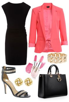 Business Casual with a twist