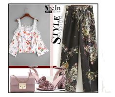 """""""SheIn 1/XI"""" by saaraa-21 ❤ liked on Polyvore featuring Sheinside, shop, polyvorefashion and shein"""