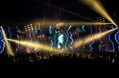 Nine Inch Nails: Tension 2013.  Photos by Rob Sheridan.