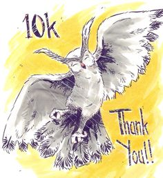 Whoo is awesome? You all are! Last night I reached 10k. Thank you all!  Anyone interested in a giveaway? Details will be coming soon. Until then have a hoot of a day. (I had to say it.) http://rndm.us/jms # # Drawn using @kuretakezig_usa @pentelofamerica @staedtlermars # # #kuretakeinktober #Kuretake #inktober #usa #drawordie #drawventure #drawdaily #kidtlitart  #comics #artist #artistofinstagram #artistoninstagram #art  #mrjaymyers #pentel #pentelsecrets #modmypentel #10k #giveaway #owl…