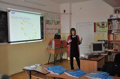 Public speaking at secondary school....