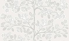 Galerie Oak Tree Taupe Wallpaper main image