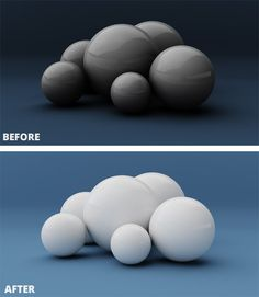 Greyscalegorilla: Brighter and More Natural Lighting In Cinema 4D