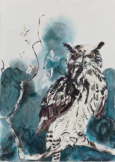 Elisa Johns Owl
