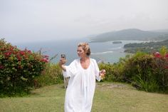 Kate at Firefly in Jamaica June 2012
