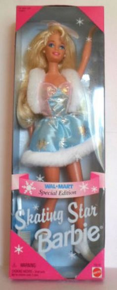 14 90s barbie dolls
