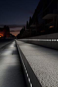 Light Steps | Oslo Opera House | Norway | Photo By Christian Wærsten