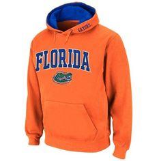 Buy Florida Gators Arch Logo Pullover Hoodie Sweatshirt - Orange from the Official Store of the University of Florida Gators. Pullover Hoodie, Hooded Sweatshirts, Hoodies, Florida Gators Football, Football Team, Florida Girl, Visit Florida, Tennessee Volunteers, Logos