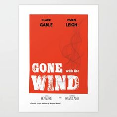 Windy Days Art Print by Nordic Print Studio - X-Small Modern Typography, Windy Day, Gone With The Wind, Buy Frames, Printing Process, Gallery Wall, Art Prints, Studio, Art Impressions