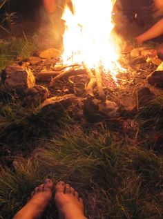 campfires! #whatsummermeanstome