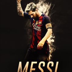 Lionel Andrés Messi Cuccittini is an Argentine professional footballer who plays as a forward for Spanish club Barcelona and the Argentine national team. Messi Neymar, Messi Soccer, Messi 10, Good Soccer Players, Football Players, Bundesliga Live, Lionel Messi Wallpapers, Argentina National Team, Arsenal Football