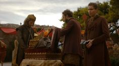 """Sigur Rós performing """"The rains of Castamere"""" in Game of Throne's episode 4x02."""