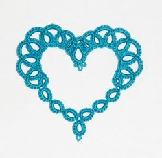 The Heart Within TATTING PATTERN with variations by LaCossette