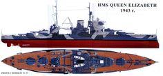 """HMS ,,Queen Elizabeth"""" (1943)"""