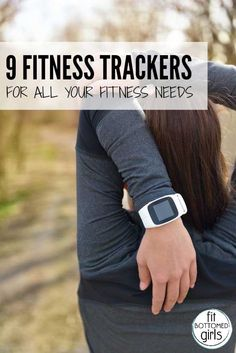 Whether you want a fitness tracker or activity monitor to track your workouts, your sleep, or your overall health, we've got one that'll fit your healthy needs. | Fit Bottomed Girls