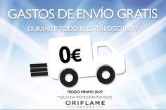 bcb9e8302c ¿Eres socio de ORIFLAME? Pues aprovecha 👆👆, gastos de envío GRATIS 😉
