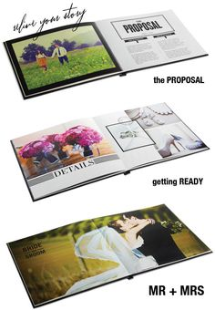 gorgeous photo books from Shutterfly