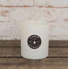 Lemon + Verbena Soy Candle