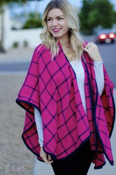 Living in Color Style: Bloggers Who Budget   Holiday Layers For Less