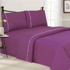Ultra-Luxe Microfiber Sheet Set
