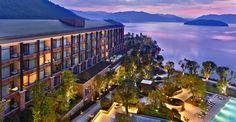 InterContinental One Thousand Island Lake Resort – Qiandaohu Lake – China   WATG