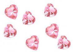 Diamanty srdíčko