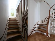 sensualscaping stairs. Designed by Atmos Studio