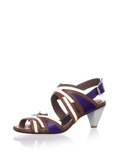 MARNI Women's Slingback Sandal at MYHABIT