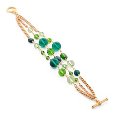 Globetrotting Bracelet   Fusion Beads Inspiration Gallery