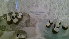 White roses cakepops