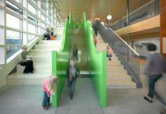 Betriebskindertagesstätte der Metro Group Düsseldorf Innenansicht (Betriebskindertagesstätte, Metro Group, Kita, Kindergarten, DRK)