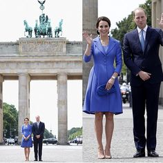 William and Kate have visited the Brandenburg Gate and the Holocaust Memorial.  They then went to east Marzahn to visit the Strassenkinder charity. They then went to the west of the city to met President Steinmeier at the Bellevue Palace.  #royaltourgermany #royalvisitgermany #dukeofcambridge #duchessofcambridge #dukeandduchessofcambridge #thedukeofcambridge #theduchessofcambridge #princewilliam #katemiddleton  via ✨ @padgram ✨(http://dl.padgram.com)