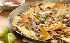 Black-Eyed Pea Nachos | Whole Foods Market