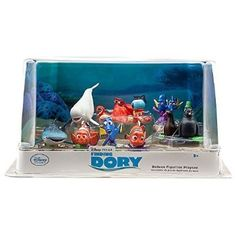 #Christmas Get It Now Disney / Pixar Finding Dory Finding Dory Deluxe Exclusive PVC Figure Set by Pixar for Christmas Gifts Idea Shop Online . The quantity of instances maybe you have arrived at excellent programs to have your child the particular warm brand-new Christmas Toys. If you give your selected Christmas Toys in your youngster, don�...
