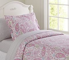 Duvet Covers For Girls | Pottery Barn Kids