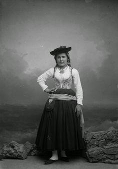 Trajes de Portugal: Fotografo de Costumes - Augusto Bobone