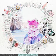 Home is a Winter Wonderland #hipkitclub #november2017 #winter #wonderland