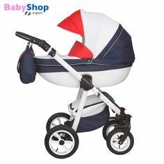 Kombikinderwagen Moretti 3in1 - dunkelblau + rot   http://www.babyshop.expert/Kombikinderwagen-Moretti-3in1_12  #babyshopexpert #kombikinderwagen #kinderwagen