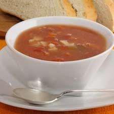 Recette Soupe aux légumes à l'italienne - Coup de Pouce