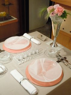 Fine dining table set up | Dining | Pinterest | Fine dining, Dinners ...