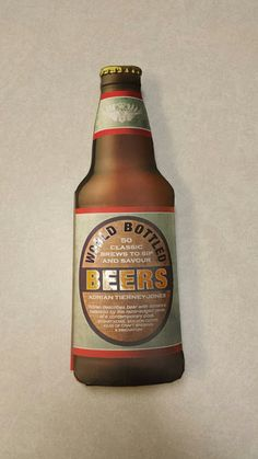 Want to learn more about some of the world's greatest beers? Read my review of World Bottled Beers, a book by Adrian Tierney- Jones