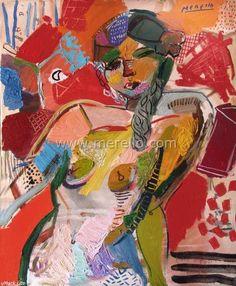 Jose Manuel Merello, poetry expressionism